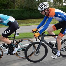 Philippine (NED) CYCLING OCTBER 17<br /> Omloop van de Braakman<br /> Joren Bloem