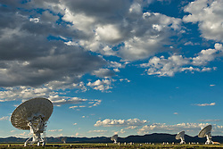 Satellite Dish area in New Mexico
