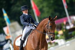 Harwood Louise, (GBR), Whitson   <br /> Dressage - CCI4* Luhmuhlen 2016<br /> © Hippo Foto - Jon Stroud<br /> 17/06/16