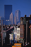 Pittsburgh, PA, from Spring Hill, North Shore, Urban Architecture