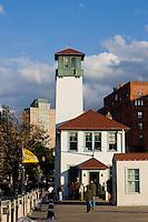 brooklyn ice cream factory in New York October 2008