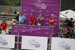 Hazebroek Maxime, BEL, Jartelle vd Thijshoeve<br /> Children European Championships Jumping <br /> Samorin 2017© Hippo Foto - Dirk Caremans<br /> 10/08/2017