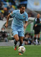 20120308: LISBON, PORTUGAL - UEFA Europa League 2011/2012 - 1st Leg: Sporting CP vs Man. City.<br /> In photo: Gael Clichy<br /> PHOTO: Alvaro Isidoro/CITYFILES