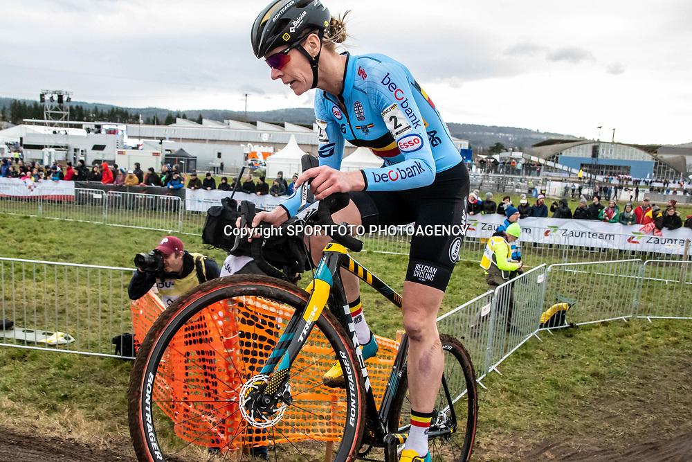 20190201: UCI CX Worlds : Dübendorf: Ellen van Loy was the best belgian racer