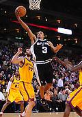 20091216 - San Antonio Spurs @ Golden State Warriors