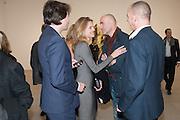 ANTOINE ARNAULT; NATALIA VODIANOVA; JASON BROOKS; DINOS CHAPMAN, This is not an Exit. Mat Collishaw. Blain Southern. Hanover Sq. London. 13 February 2013.