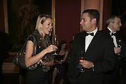 Jennifer Lee and Guy Sanan. Morgan Stanley Great Briton 2006. The Guildhall. Basinghall st. London. 18 January 2006. h by Dafydd Jones. 248 Clapham Rd. London SW9 0PZ. Tel 0207 820 0771. www.dafjones.com.