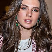 NLD/Amsterdam/20171030 - Holland Next Top Model 2017 finale, Maan de Steenwinkel
