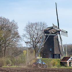 10-04-2020: Nieuws: Algemeen: Nederland<br /> Het werk voor de landbouwers gaat door