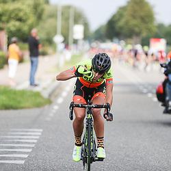 01-09-2017: Wielrennen: Boels Ladies Tour: Weert  <br />Janneke Ensing