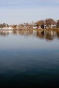 Minnesota USA, The town of Worthington November 2006