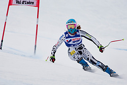 15.12.2010, Val d Isere, FRA, FIS World Cup Ski Alpin, Ladies, Val D Isere, im Bild Julia Mancuso (USA) speeds down the course, whilst competing in the first official training run for the FIS Alpine skiing World Cup race in Val D'Isere France, EXPA Pictures © 2010, PhotoCredit: EXPA/ M. Gunn