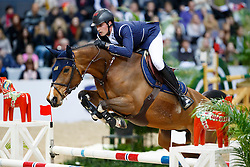 Philippaerts Nicola, BEL, Ustina Sitte<br /> Gothenburg Horse Show FEI World Cups 2017<br /> © Hippo Foto - Stefan Lafrentz<br /> 24/02/17