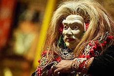 The Old Man: Balinese Dance, Ubud, Bali