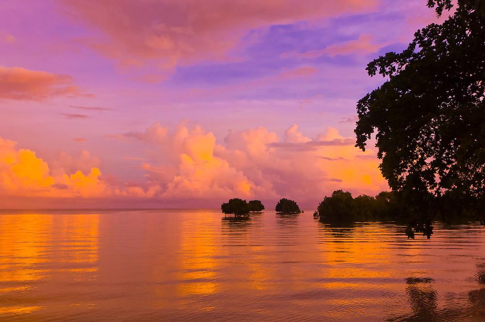 Sunrise, Nukubati Island Resort, Fiji Islands