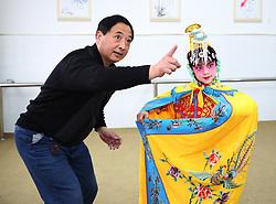 January 2, 2018 - Nantong, Nantong, China - Kids learn to perform Peking Opera at a primary school in Hai'an County, Nantong, east China's Jiangsu Province. (Credit Image: © SIPA Asia via ZUMA Wire)