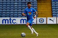 Macauley Southam-Hales. Stockport County FC 4-0 King's Lynn Town FC. Vanarama National League. Edgeley Park. 13.4.21
