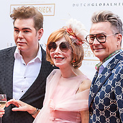 NLD/Amsterdam/20190618 - Piper-Heidsieck Leading Ladies Awards, Teun Kapitein en Marijke Helwegen en John Kamerheer