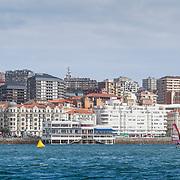 © Maria Muina I SailingShots.es: Reto Campeonas Movistar, CEAR de Vela Príncipe Felipe, Santander 2018.