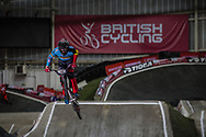 #15 (SEGERS Wouter) BEL at the 2016 UCI BMX Supercross World Cup in Manchester, United Kingdom<br /> <br /> A high res version of this image can be purchased for editorial, advertising and social media use on CraigDutton.com<br /> <br /> http://www.craigdutton.com/library/index.php?module=media&pId=100&category=gallery/cycling/bmx/SXWC_Manchester_2016