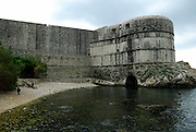 Fortress Bokar, Dubrovnik old town, Croatia