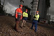 InterGen Rijnmond Electrical Plant, Rotterdam, Netherlands