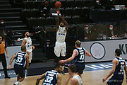 Basketball: Deutschland, 1. Bundesliga, Hamburg Towers -  Alba Berlin, Hamburg, 23.03.2021<br /> Terry Allen (Towers)<br /> © Torsten Helmke