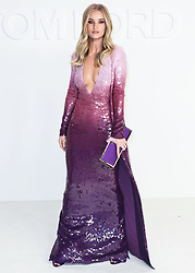 HOLLYWOOD, LOS ANGELES, CALIFORNIA, USA - FEBRUARY 07: Tom Ford: Autumn/Winter 2020 Fashion Show held at Milk Studios on February 7, 2020 in Hollywood, Los Angeles, California, United States. 07 Feb 2020 Pictured: Rosie Huntington-Whiteley. Photo credit: Xavier Collin/Image Press Agency/MEGA TheMegaAgency.com +1 888 505 6342