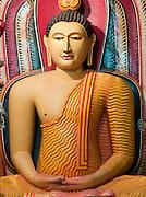 Statue of Buddha, Mulkirigala Monastery, Sri Lanka