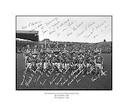 Tipperary, All Ireland Hurling Final Runners-up, 4th September 1960