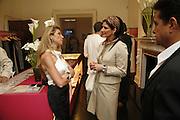 Lisa Imerman and Mischa Sundstad, PETA's Humanitarian Awards, Stella McCartney, Bruton Street, London, W1. 28 June 2006. ONE TIME USE ONLY - DO NOT ARCHIVE  © Copyright Photograph by Dafydd Jones 66 Stockwell Park Rd. London SW9 0DA Tel 020 7733 0108 www.dafjones.com