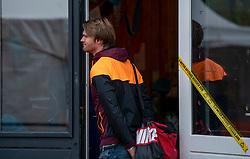Derek Schippers during the Dutch Athletics Championships (NK) on the athletics track Maarschalkerweerd on 30 August 2020 in Utrecht.