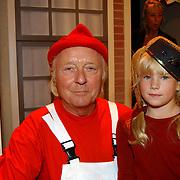DVD presentatie Film van Ome Willem, Aart Staartjes en dochter Ger Lammens