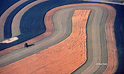 Aerial, farmland, Cumberland Co., PA