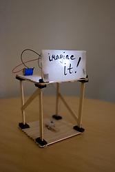 Stanford Entrepreneur Week Imagine It rubber band project.
