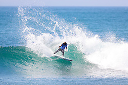 Conner Coffin of the USA advances directly to Round Three of the 2017 Hurley Pro Trestles after winning Heat 8 of Round One at Trestles, CA, USA.