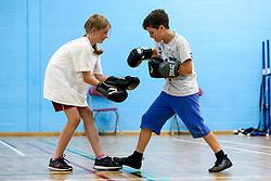 Bristol Sport Foundation host their final We Love Sport session at Shaftesbury Park - Mandatory by-line: Robbie Stephenson/JMP - 15/07/2019 - SPORT  - We Love Sport