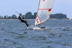 , Kiel - Kieler Woche 22. - 30.06.2013, Musto Skiff - GER 412