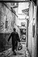 Life in the medina of Fez, Morocco.