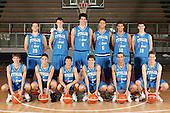 Posati Nazionale Italiana Maschile U20 2008