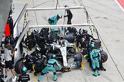 October 1, 2017 - Sepang, Malaysia - Motorsports: FIA Formula One World Championship 2017, Grand Prix of Malaysia, ..#77 Valtteri Bottas (FIN, Mercedes AMG Petronas F1 Team) (Credit Image: © Hoch Zwei via ZUMA Wire)