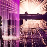 NLD/Hilversum/20180209 - 3e Liveshows The voice of Holland 2018, Tjindjara Metschendorp
