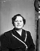 1953 - Mrs Henie Petrie of Modern Display Artists