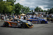 August 22-24, 2014: Virginia International Raceway. #29 Kevin Conway, Change Racing, Lamborghini of the Carolinas , #9 Kevin O'Connell, Rick Ware Racing, Lamborghini of Toronto