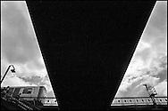 Hamburg: Sightseeing-Tour mit der Hochbahn U3