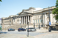Life in Liverpool starts to return to normal as non-essential shops openon the  High streets and  Museums and theatres and popular attractions ar set to start reopening from the 4th of July