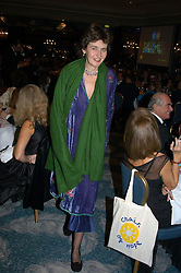 LADY CHARLOTTE FRASER at the Chain of Hope Autumn Ball Fiesta held at The Dorchester, Park Lane, London on 6th October 2004.