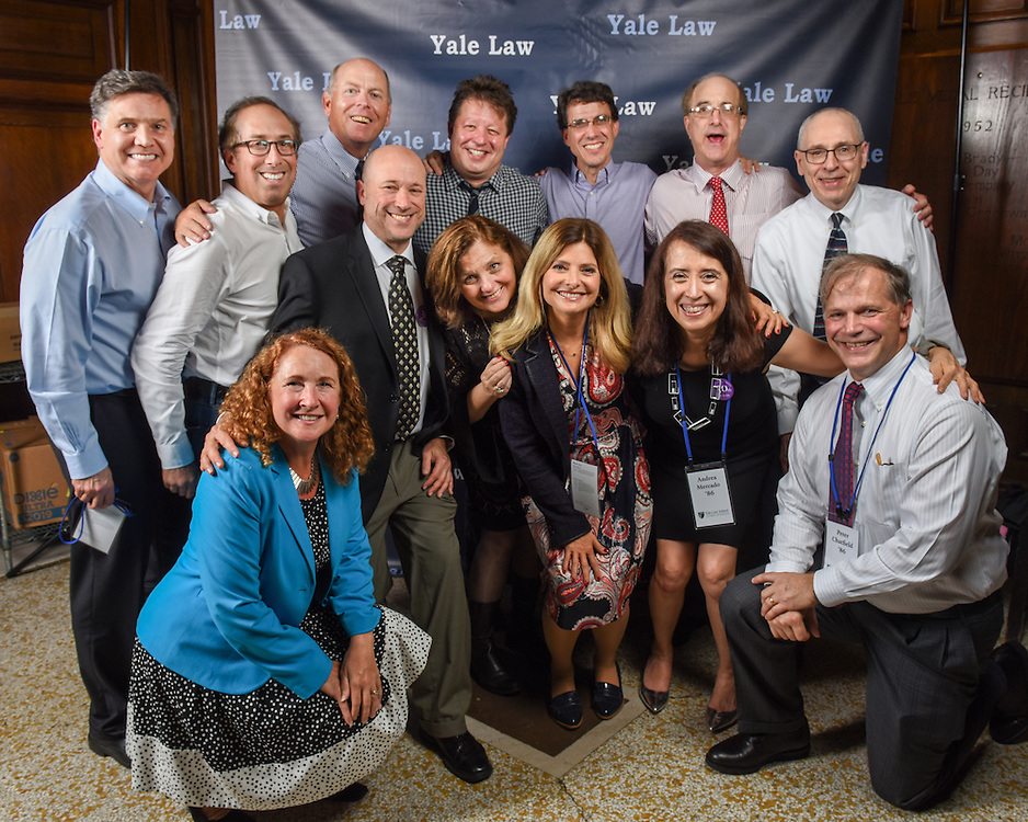 Photo by Mara Lavitt<br /> October 21, 2016<br /> Yale Law School Alumni weekend dinner, Schwartzman Center, Yale University, New Haven, CT.