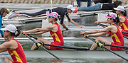 Plovdiv, Bulgaria, 10th May 2019, FISA, Rowing World Cup 1,  Start Area <br /> [© Peter SPURRIER, ]