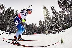 March 8, 2019 - –Stersund, Sweden - 190308 Selina Gasparin of Switzerland competes in the Women's 7.5 KM sprint during the IBU World Championships Biathlon on March 8, 2019 in Östersund..Photo: Petter Arvidson / BILDBYRÃ…N / kod PA / 92247 (Credit Image: © Petter Arvidson/Bildbyran via ZUMA Press)